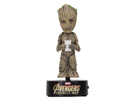 Avengers - Groot Body Knockers Solar Wackelfigur