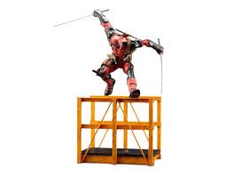 Super Deadpool Sammler Statue 43 cm