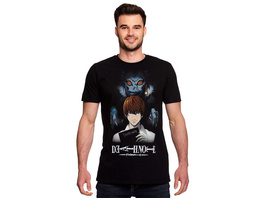 Death Note - Ryuk & Kira T-Shirt schwarz