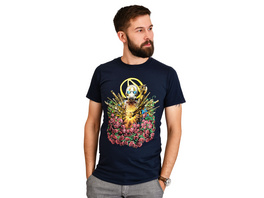 Borderlands - Psycho T-Shirt blau