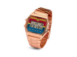Wonder Woman - Logo Armbanduhr