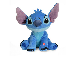 Stitch Plüsch Figur mit Sound 27 cm - Lilo & Stitch