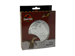 Jurassic Park - Logo Untersetzer 4er Set