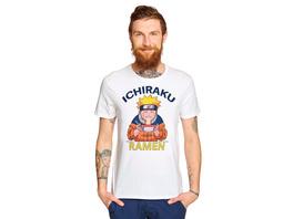 Naruto - Ichiraku Ramen T-Shirt weiß