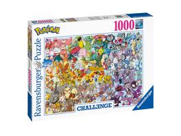 Pokemon - All Stars Challenge Puzzle