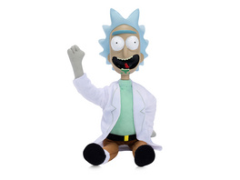 Rick and Morty - Rick Figur mit Sound