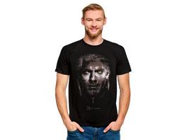 Witcher - Geralt Portrait T-Shirt schwarz
