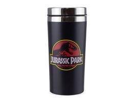 Jurassic Park - Logo To Go Becher