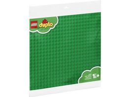 LEGO® DUPLO® 2304 - Große Bauplatte, grün