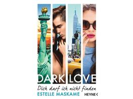 Dich darf ich nicht finden / Dark Love Bd. 2
